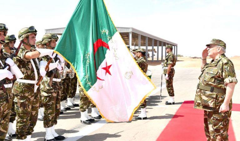 2e275271c الدفاع عن الجزائر مبدأ عريق لدى الجيش